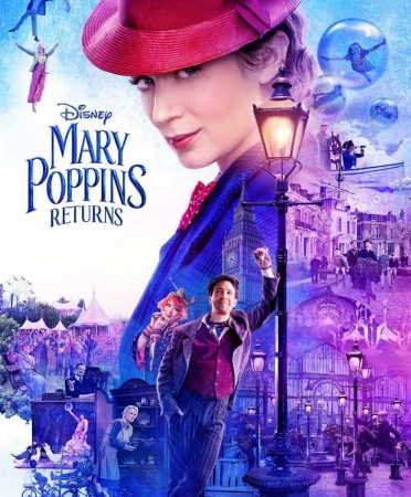 Mary Poppins Cover - William Sugg