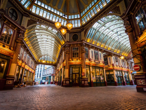 Heritage lighting restoration