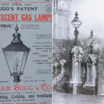 Who invented gas lighting