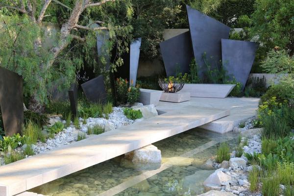 William Sugg Garden Flambeau