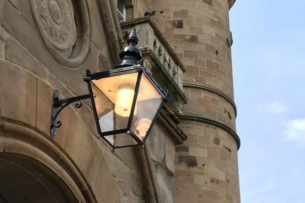Lighting your outdoor space