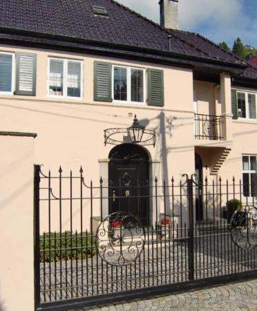 Residential home heritage lighting