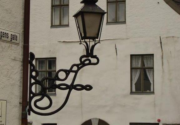 residential street light lantern
